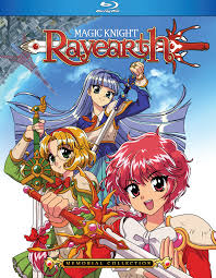 zagato magic knight rayearth knight rayearth complete collection blu ray
