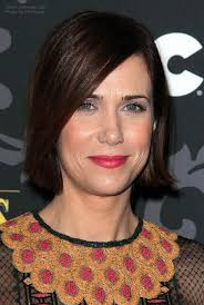 change of hairsyle 40 years old kristen wiig short hairstyle for a 40 year old woman with thin hair