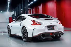 nissan coupe 2016 nissan 370z nismo gets updated for 2015 with revised exterior