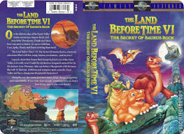 the land before time vi the secret of saurus rock vhscollector