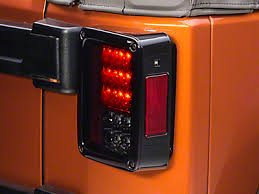 Jeep Jk Tail Light Covers Jeep Wrangler Lights Extremeterrain Free Shipping
