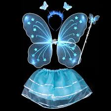 online buy wholesale kids butterfly halloween costume from china