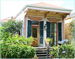 Small Cottage Homes Pictures Of Cottages New Orleans Homes And Neighborhoods New