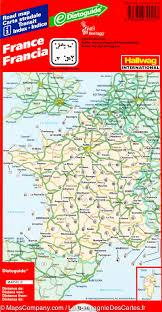 Maps Of France by Map Of France Hallwag U2013 Mapscompany