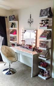 Where To Buy Makeup Vanity Table Best 25 Vanity Organization Ideas On Pinterest Makeup Vanity