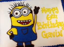 minion birthday cake ideas the 25 best minions birthday cakes ideas on