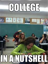 Classroom Memes - just look at the people s actions the typical classroom by