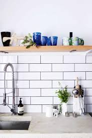 Open Shelving In Kitchen Ideas by Kitchen Masterclass How To Style Open Shelving