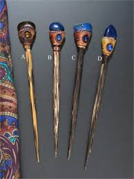 hair sticks peruvian hair sticks handcrafted fair trade
