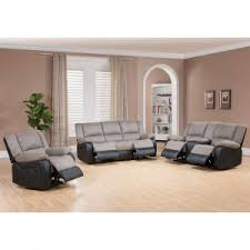 3 piece recliner sofa set living room furniture lastman s bad boy