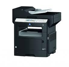 konica minolta bizhub 4020 mono printer copier