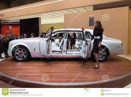 carro rolls royce carro de rolls royce phantom serenity foto editorial imagem