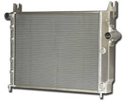 high performance 2000 2004 durango dakota aluminum radiator