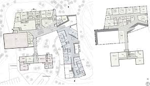 Ground And First Floor Plans by Gallery Of Hämeenkyrö Environmental Competition Entry