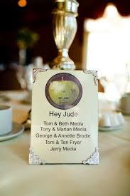 Table Numbers Wedding Table Numbers The Event Group Weddings