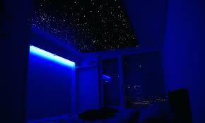 chambre ciel étoilé ciel etoile fibre optique ciel actoilac chambre plafond led fibre