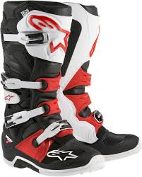 motocross boots size 7 alpinestars tech 7 offroad motocross boots all sizes all colors ebay