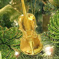 10 musical ornaments these instruments are sure to jazz up a