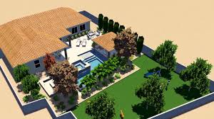 waltz backyard pool design concept by tim melbourn at presidential