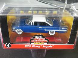 matchbox chevy impala 2016 racing champions mint 1960 chevy impala the race case