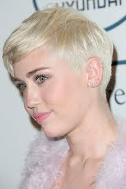 whats the name of the haircut miley cyrus usto have of course miley cyrus new hairstyle involves pink tint and a