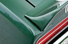 1969 camaro rear spoiler 1969 chevrolet camaro z28 z lite rod