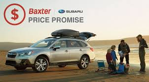 subaru suv price baxter price promise buy or lease a new subaru in omaha ne