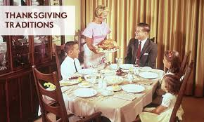 what are your thanksgiving traditions modern kiddo