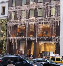 Christmas Window Decorations Vintage by Fendi Christmas Window Display Not Old But Love Love