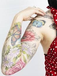 beautiful nature tattoos nature tattoos