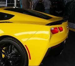 2014 corvette colors 2014 2017 c7 corvette stingray painted color taillight bezels