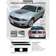 2012 ford mustang kits 2010 12 ford mustang kit dominator fastcaraccessories