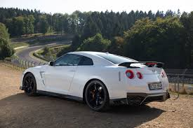 nissan gtr used uk 2017 nissan gt r track edition in pictures 1 evo