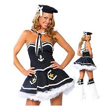 Halloween Costumes Sailor Woman Compare Prices Sailor Halloween Costumes Shopping