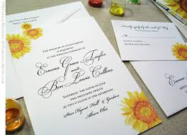 sunflower wedding programs klaudia s wedding planning ideas traditional brides don 39t
