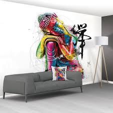 patrice murciano buddha xxl non woven mural 366cm x 232cm patrice murciano buddha xxl non woven mural 366cm x 253cm