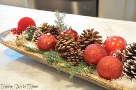 christmas dough bowl honey we u0027re home