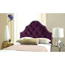 purple twin bed frame purple beds headboards bedroom furniture the