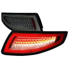 spec d tail lights d tuning lt 91105gled tm porsche 997 911 led smoke tail light