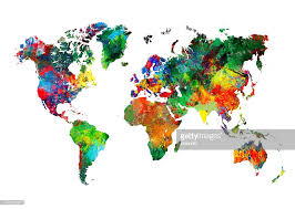 world map stock image world map stock photos and pictures getty images