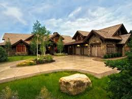rustic home exteriors 17 rustic mountain house exterior design