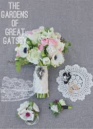theme wedding bouquets bouquets great gatsby inspired wedding bouquet exquisite weddings