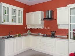 is semi gloss for kitchen cabinets semi gloss pvc modular kitchen cabinet from china