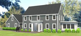 saltbox style home house design plans