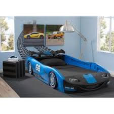 blue corvette bed step2 corvette convertible toddler to bed with lights your