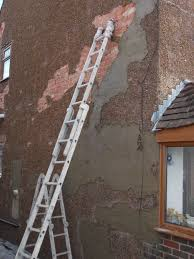 tips on how to paint a house with rendered walls never paint