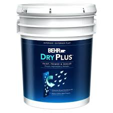exterior paint reviews dry plus white concrete and masonry interior exterior paint primer