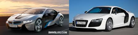 lexus vs audi r8 photo comparison bmw i8 vs audi r8