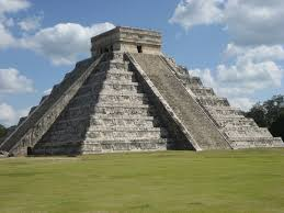 how to make a mayan temple model family makes