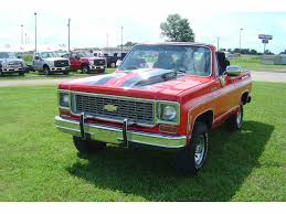 1972 to 1974 chevrolet blazer for sale on classiccars com 14